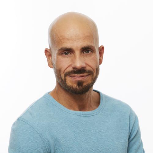 Immobilienmakler Dennis Vogel aus Essen