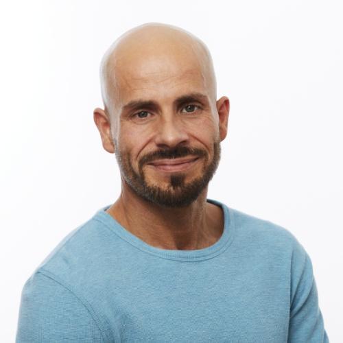Dennis Vogel ist Immobilienmakler aus Essen